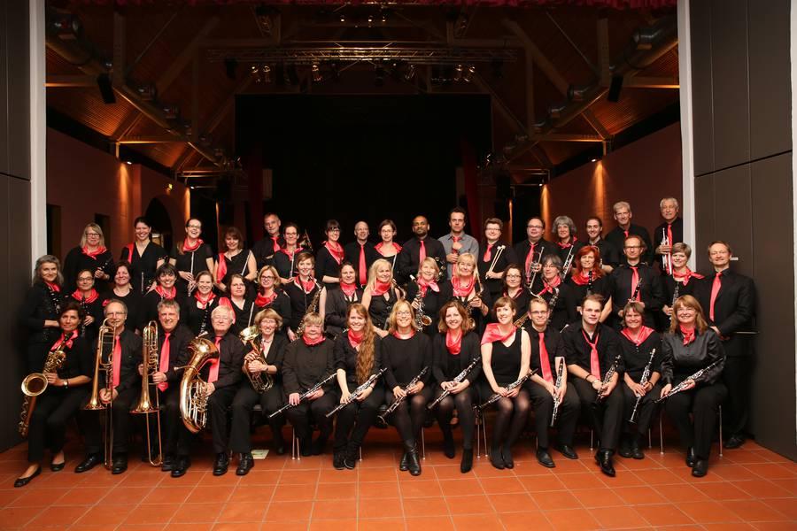 Weihnachtskonzert des Sinfonischen Blasorchesters der Rheinischen Musikschule Köln