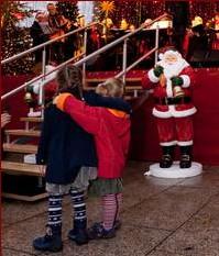 Kinderprogramm auf dem Weihnachtsmarkt am Dom