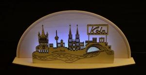 Köln in Holz