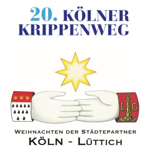 Marché de Noël Cologne – Besuch aus Lüttich