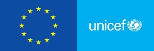 EU/UNICEF Logo - JPG European Union and UNICEF logo, in three different formats, which may be added to the end of EU/UNICEF as needed.