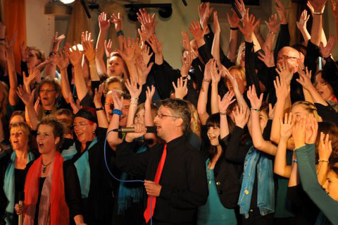 Gospelchor Unisono – Gospel goes Christmas
