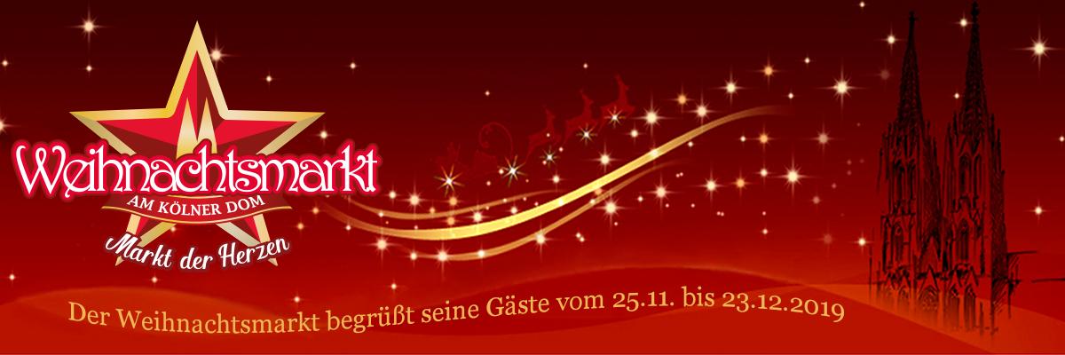 Weihnachtsmarkt Essen Plan.Weihnachtsmarkt Am Kölner Dom 26 11 Bis 23 12 2018 Offizielle