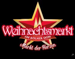 Weihnachtsmarkt am Kölner Dom Logo