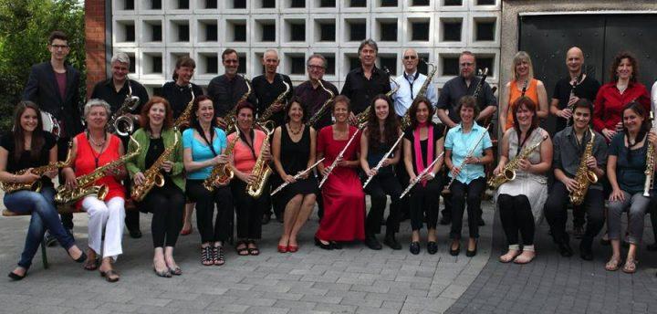 Orchester Saxonet – Christmas Saxes