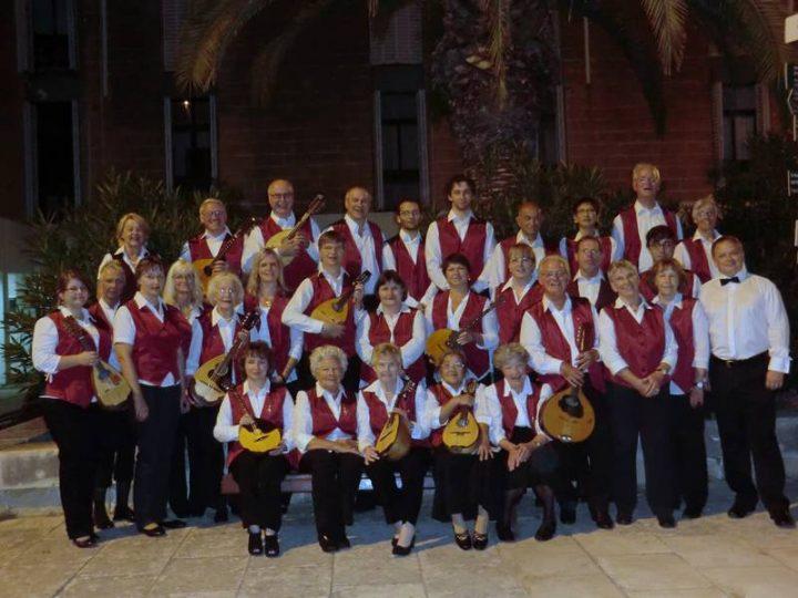 Orchester Harmonie – Weihnachtliche Mandolinen