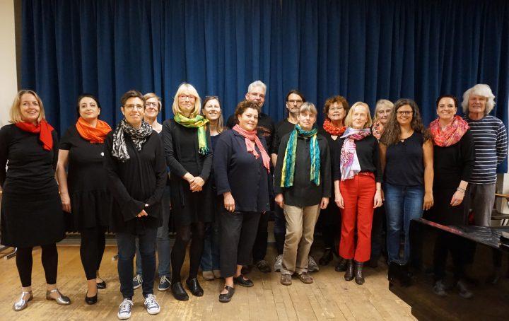 Chor MixDur der Stadt Köln - Weihnachtliche Lieder in acht Sprachen