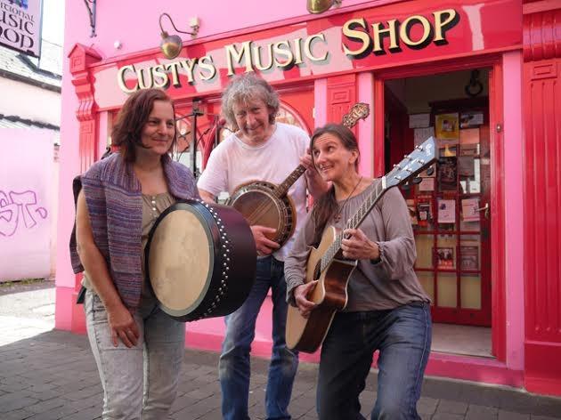 Fragile Matt – eine musikalische Reise ins vorweihnachtliche Irland