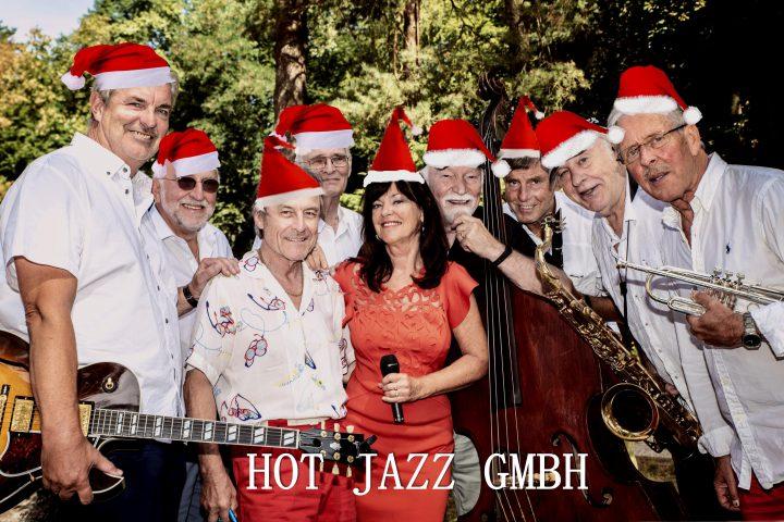 Hot Jazz Band Bonn feat. Gabi Klammert – Christmas Jazz