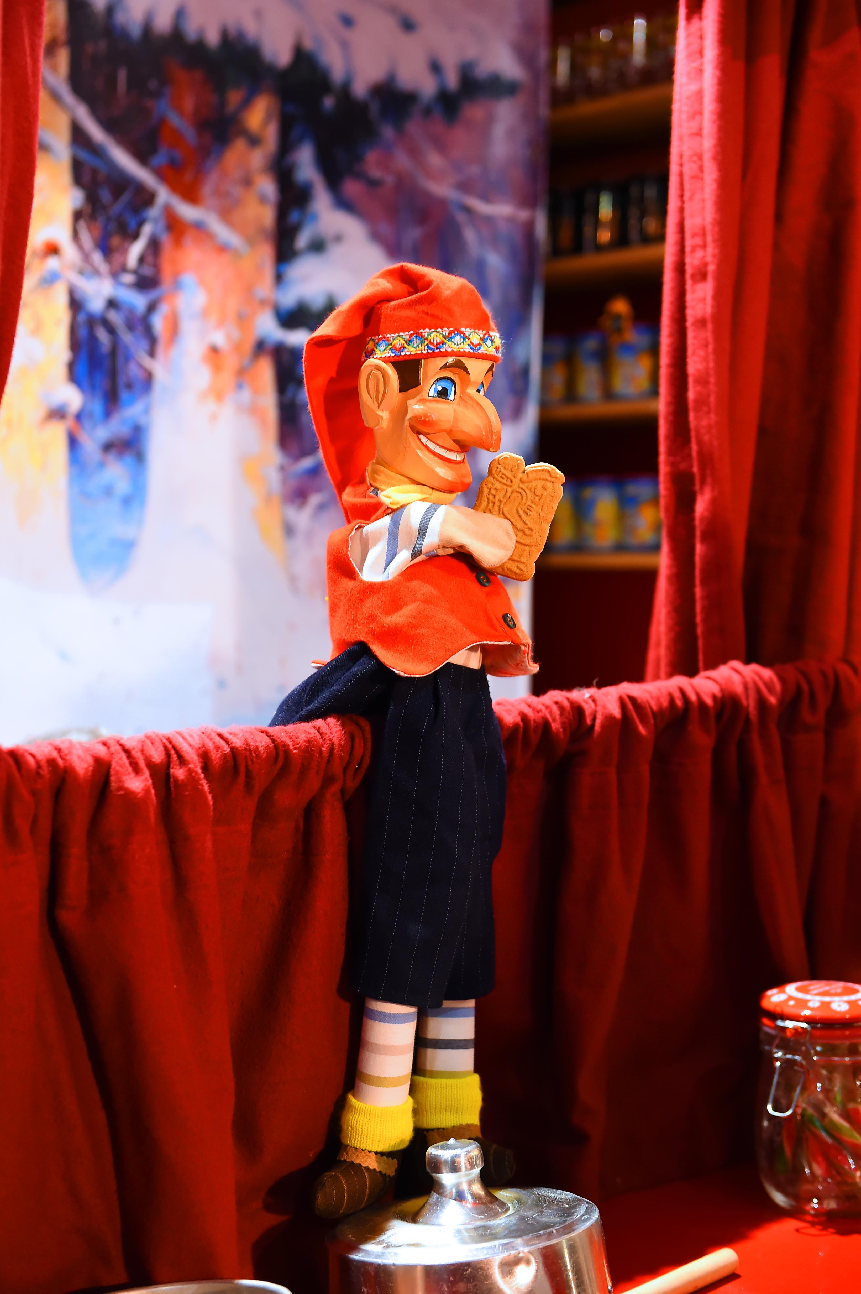 """Kindertheater """"Kasper & der Weihnachtsengel"""" in der Sternenwarte (Stand 31)"""