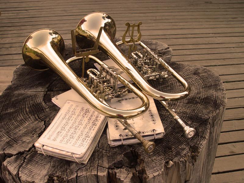 """Blasorchester """"Pustekuchen"""" – klassische Weihnachtslieder"""