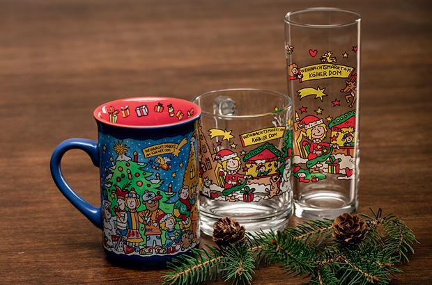 Tassen In English : Weihnachtsmarkt am k?lner dom die neue wimmeltasse