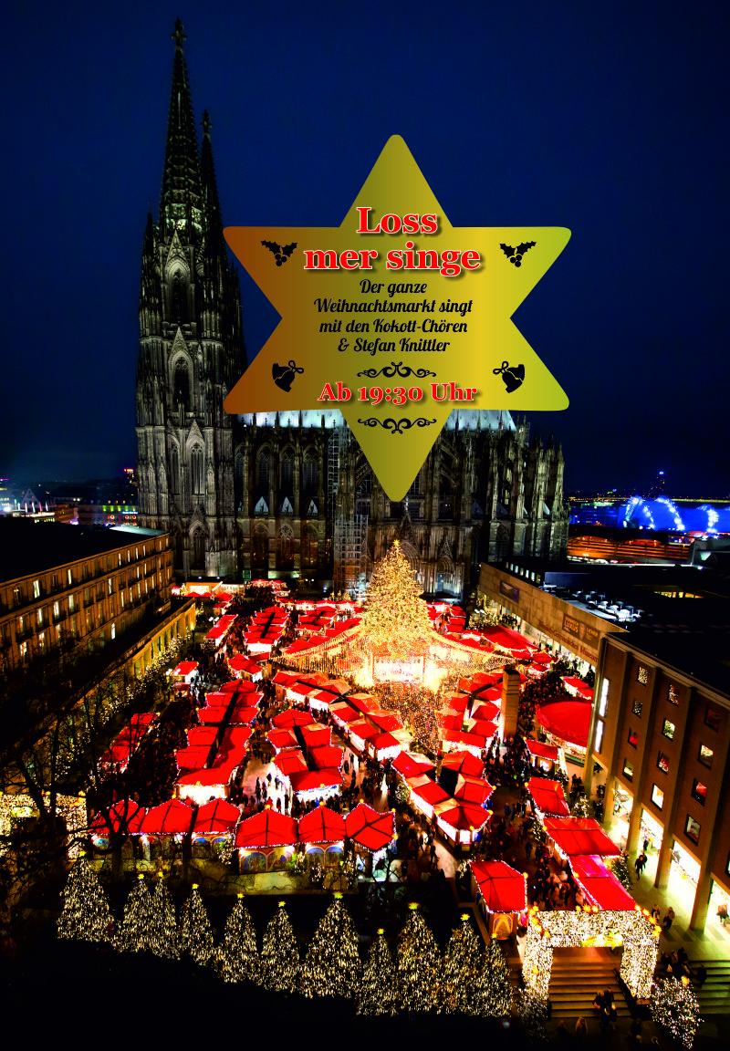 Loss Mer Singe 2021 Köln
