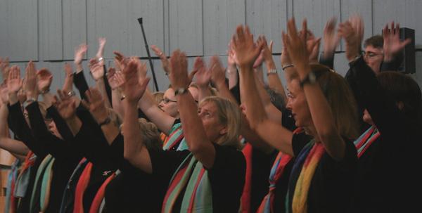 Brigosco Gospelchor – Ein Erlebnis für die Seele