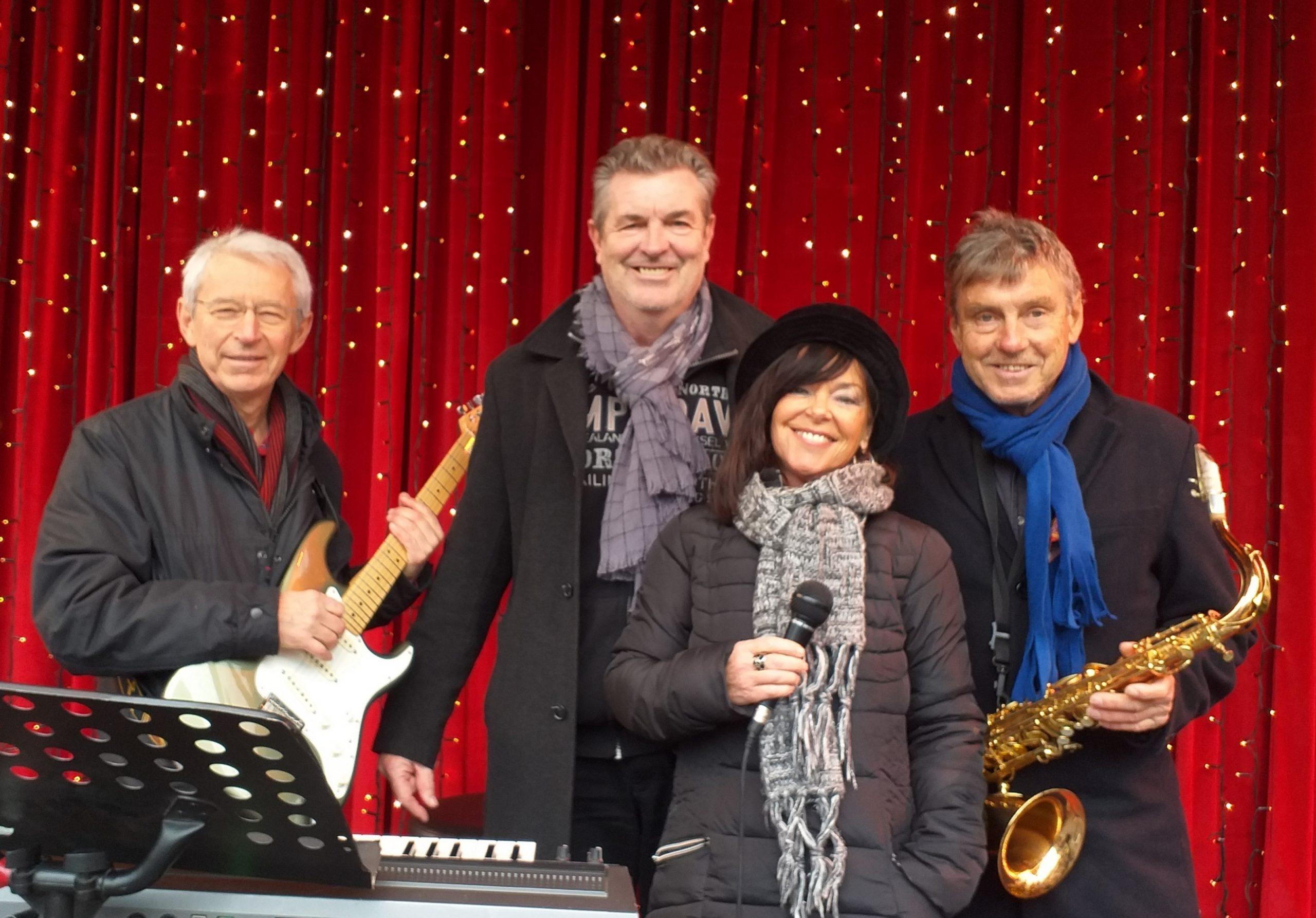 Jazz4fun – Christmas meets Jazz & Pop